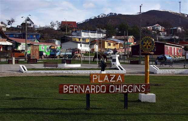 Plaza Bernardo O'Higgins