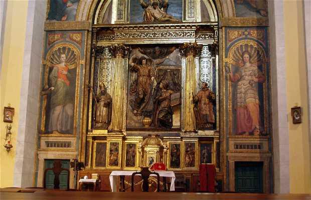 Eglise de Notre Dame des inquiétudes