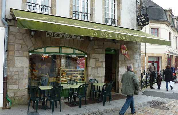 Salón de té Au bon vieux temps