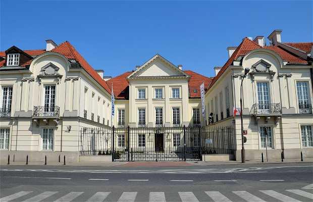 Palacio de los Młodziejowski