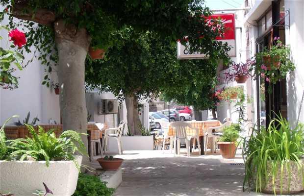 Marcher Restaurante Coffe Shop