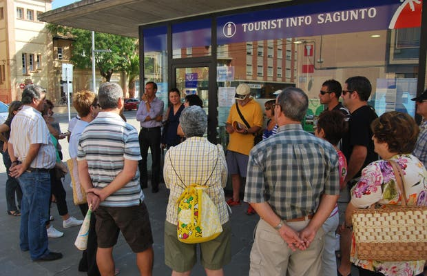 Oficina de turismo de sagunto en sagunto 1 opiniones y 1 for Oficina turismo sagunto