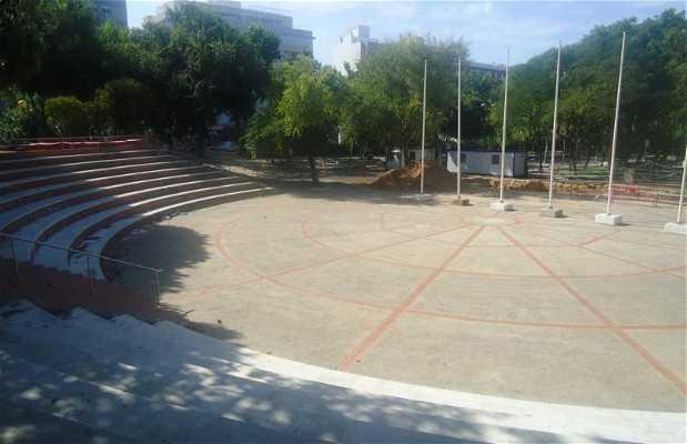 Parque Almirante Laulhé