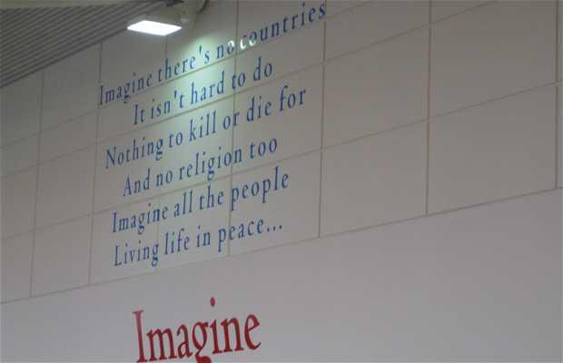 Aeropuerto John Lennon de Liverpool
