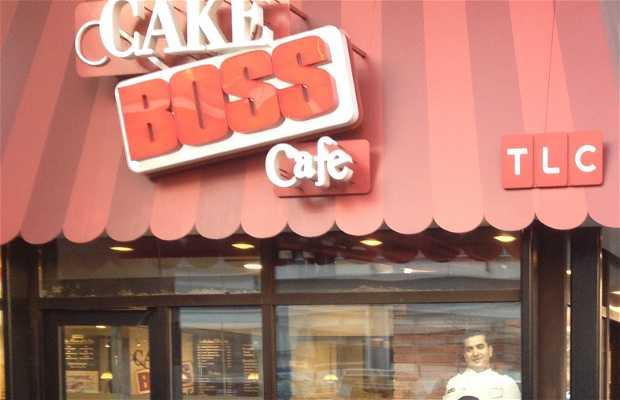 Cake Boss Café