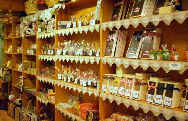 Sabores del Campo Shop