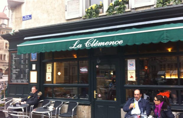 Restaurant la Clémence