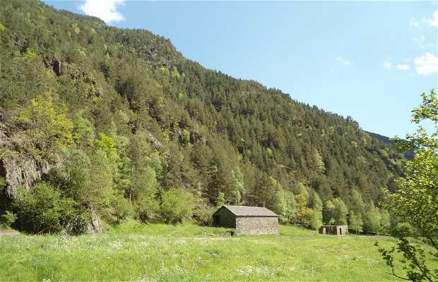 Les bordas d'Andorre