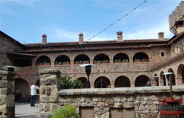 Château Amorosa Winery