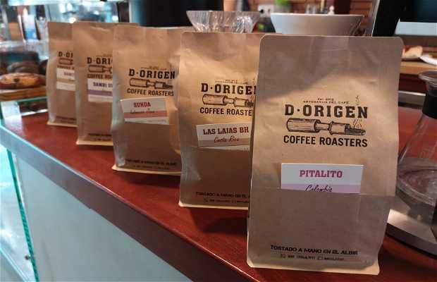 D.Origen Coffee Roasters