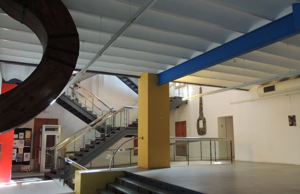 Centro Cultural - Biblioteca Sebastià Juan Arbó