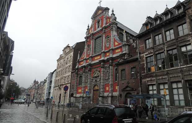 Calle Horts-Château
