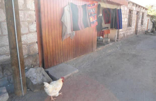 Le pueblo artisanal de Toconao