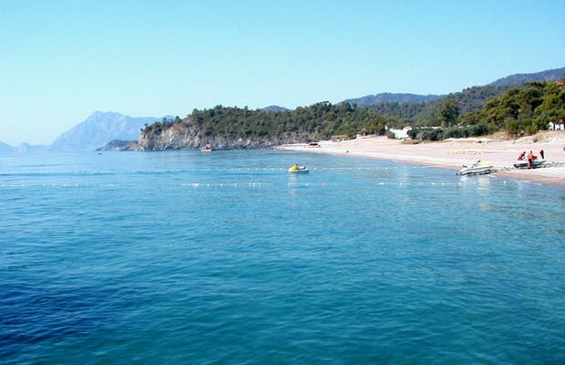 Playa de Tekirova