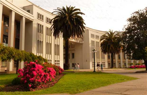 Arco de medicina - Universidad de Concepcion