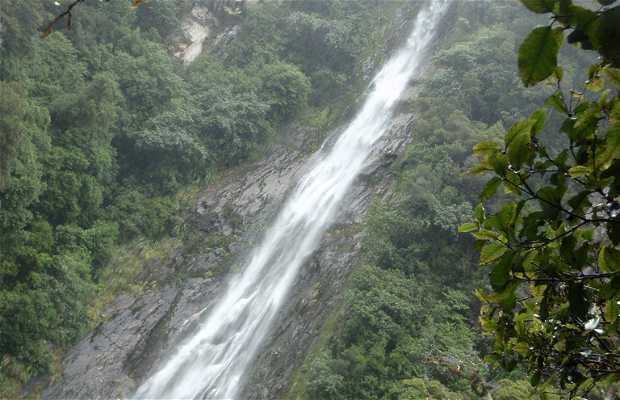 Fantail Falls Mt Aspiring