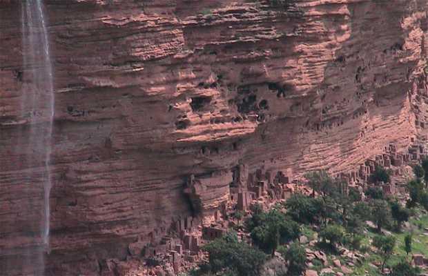 Acantilado de Bandiagara
