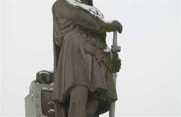 Monument à Robert The Bruce