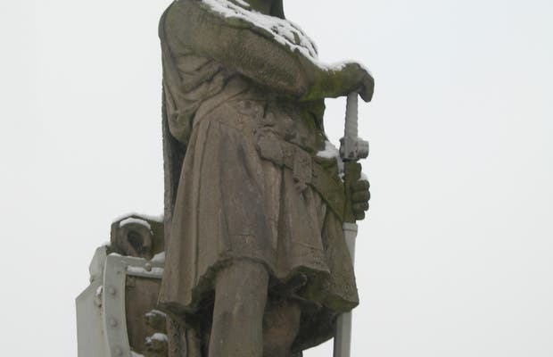 Monumento a Robert The Bruce a Stirling
