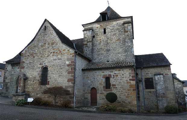 Eglise de Saint-Cernin de Larche