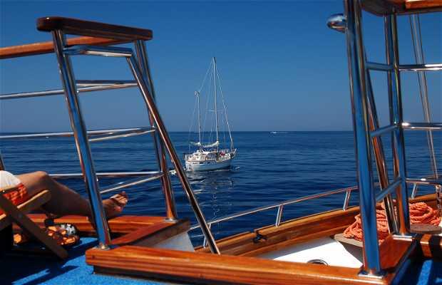 Crociera nel MS Afrodita a Split
