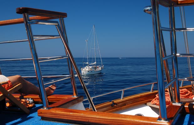 Crucero en el MS Afrodita