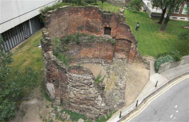 Las murallas de Londres