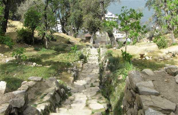 La Escalera del Inca