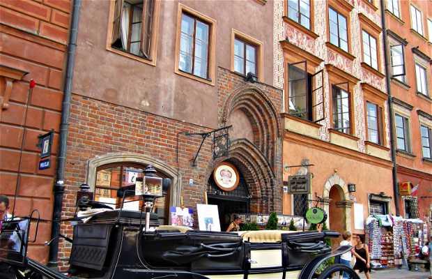Museo histórico de la ciudad (Varsovia)