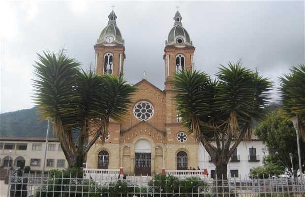 La Iglesia de Sesquilé
