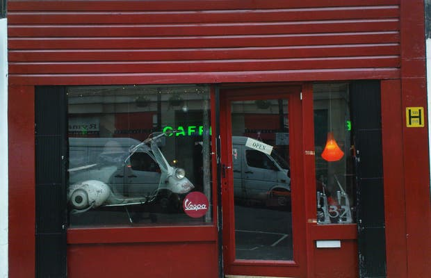 Café ScooterWorks, Waterloo