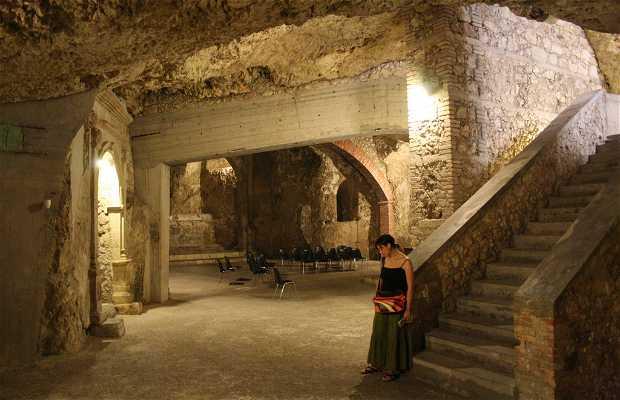 St Restituita's Crypt