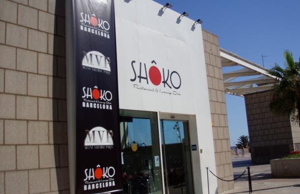 Restaurante Shôko Restaurant & Lounge