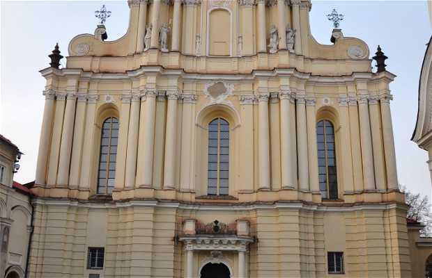 Sts. Johns' Church (Sv. Jonu Baznycia)