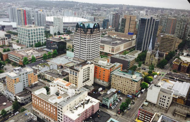 Centro de Vancouver