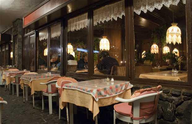 Restaurante Rustico