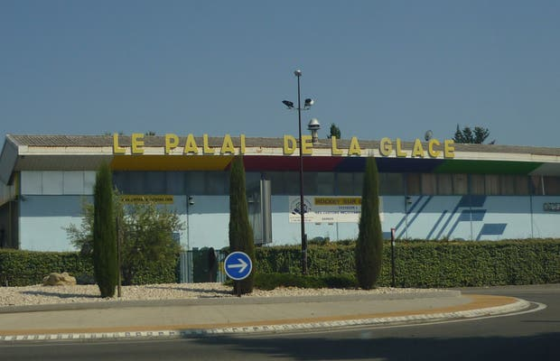 Palais de la glace