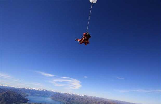Skydive Lake Wanaka