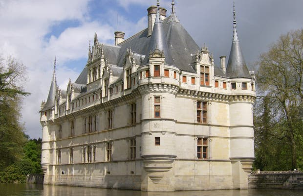 castillo de azay le rideau en azay le rideau 18 opiniones y 74 fotos. Black Bedroom Furniture Sets. Home Design Ideas