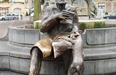 Charles Buls Monument