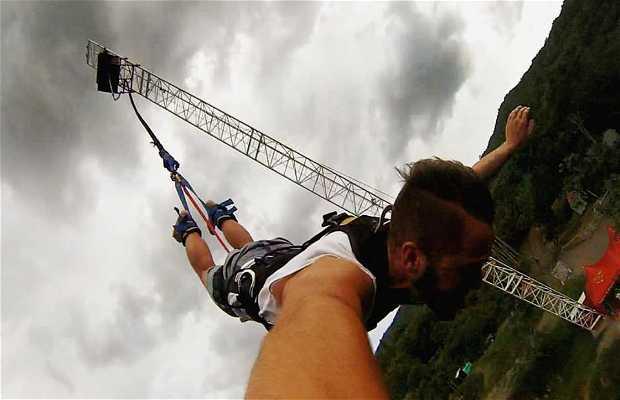 TU RESERVA Curiti - Bungee Jumping