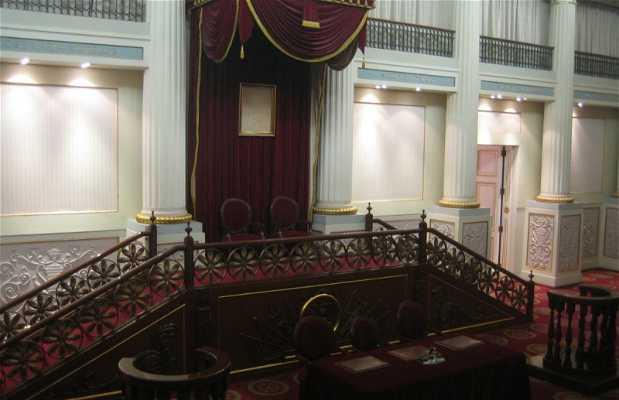 Antigua Sede del Senado de la República