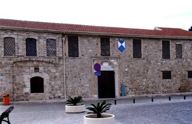 Castillo Medieval de Larnaka