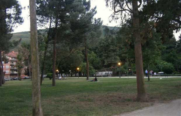 Parque Belga del Temple