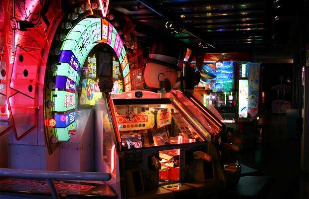 Sala giochi Sega Joypolis