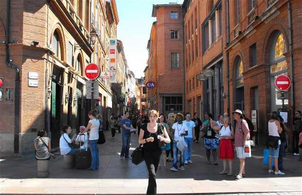 La Rue Saint Rome