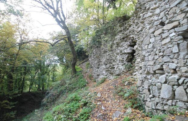 Le château Biely Kamen