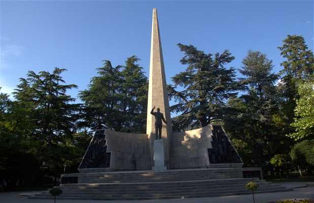 Monumento a Alcide de Gasperi
