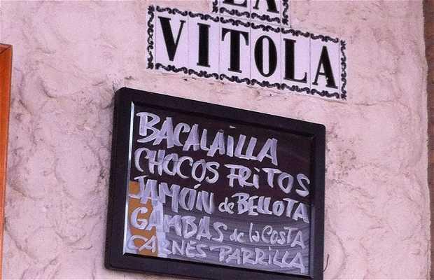 Mesón La Vitola