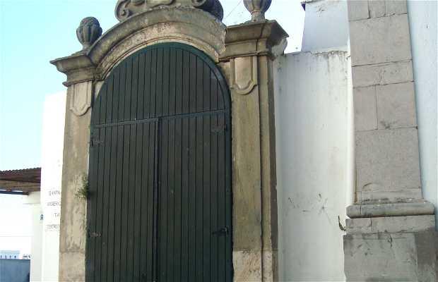 Igreja de Sào José do Hospital o do Espírito Santo